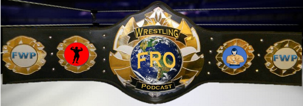 Fro Wrestling Podcast - show cover