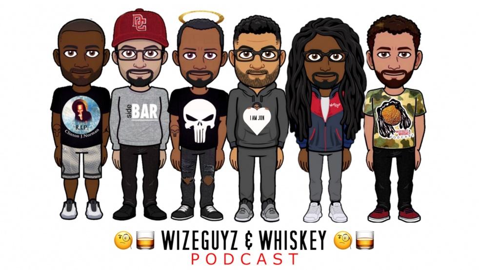 Wizeguyz & Whiskey Podcast - immagine di copertina