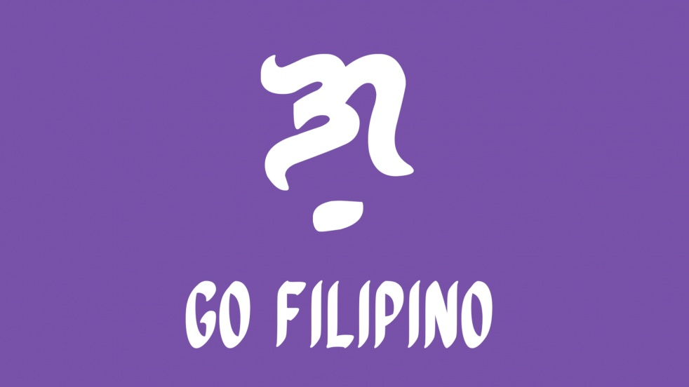 Go Filipino: Let's Learn Tagalog - Cover Image
