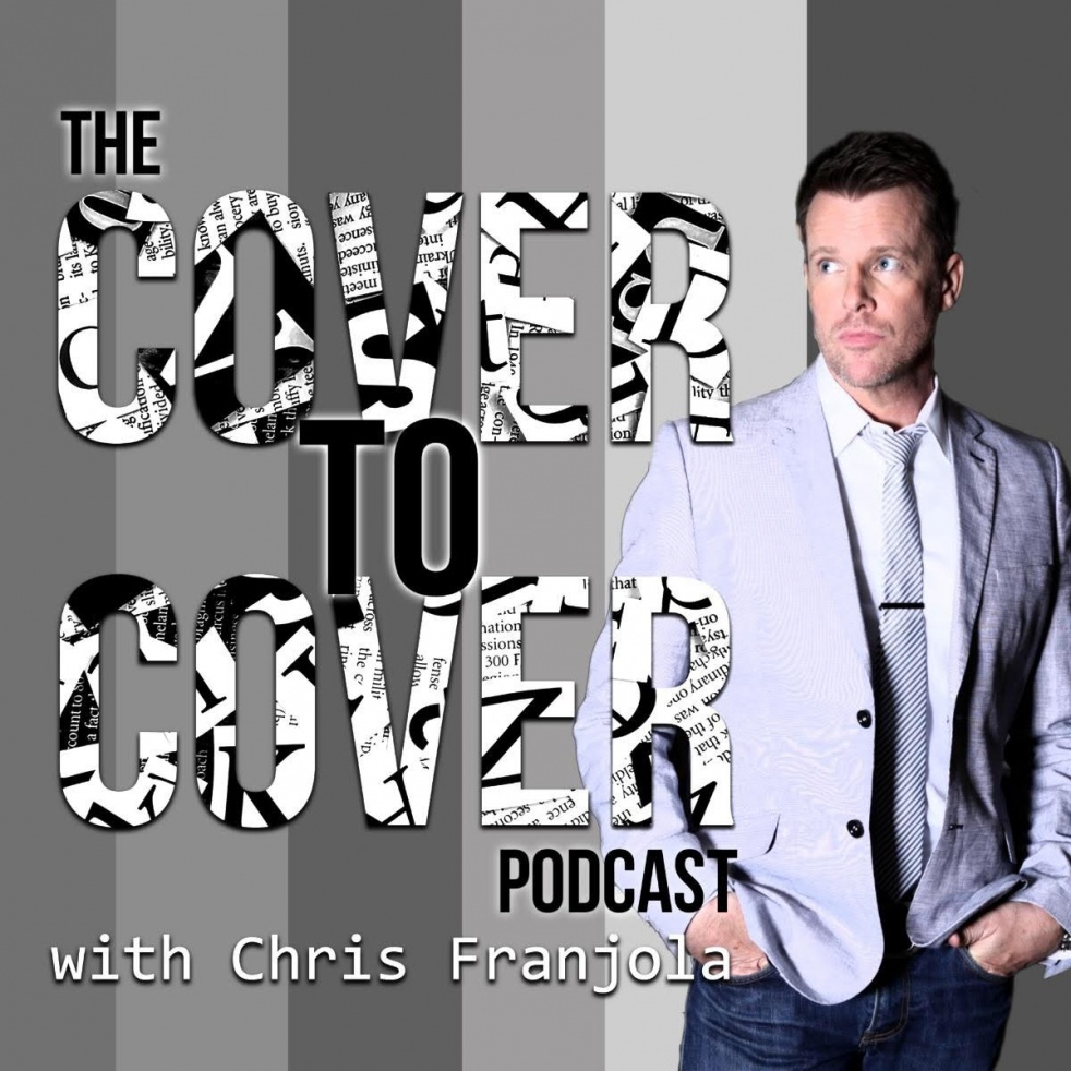 Cover to Cover Podcast w/ Chris Franjola - Cover Image