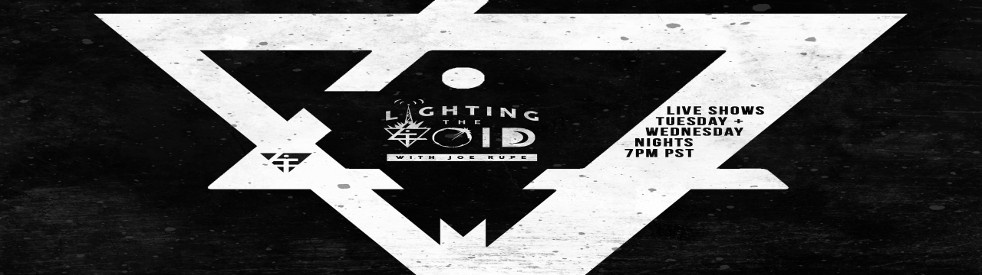 Lighting The Void - show cover