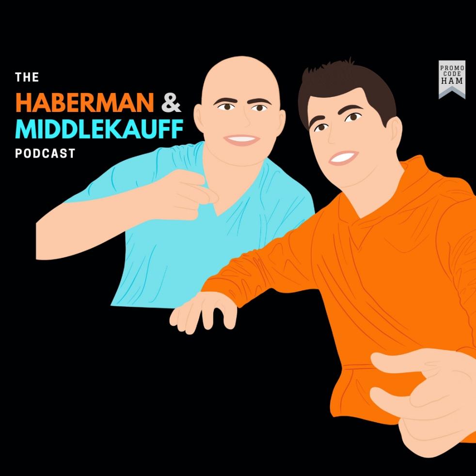 Haberman and Middlekauff - immagine di copertina