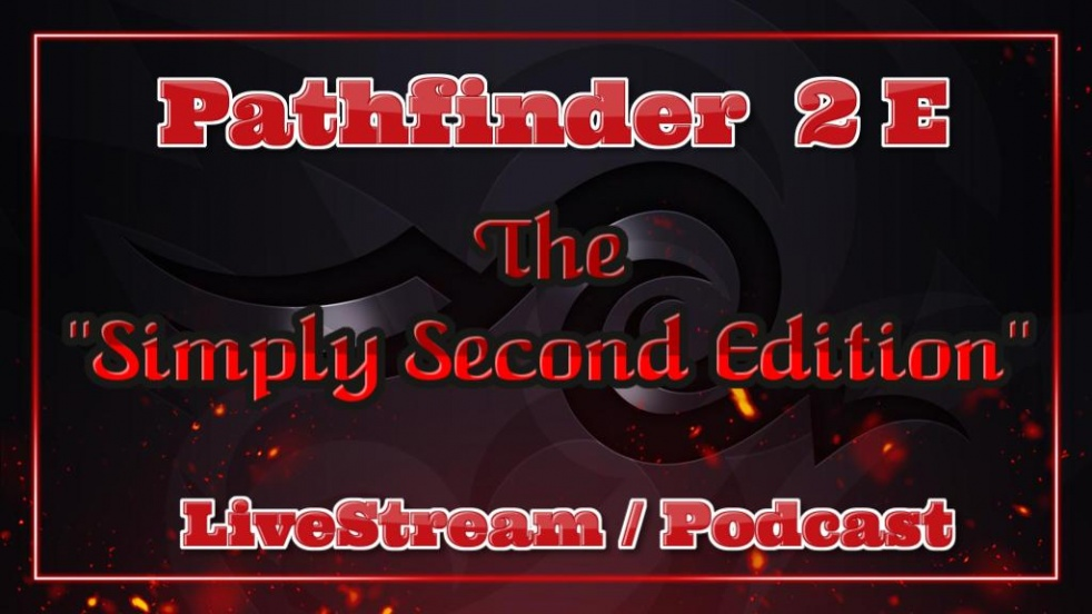 "P2E The ""Simply Second Edition"" Podcast - imagen de show de portada"