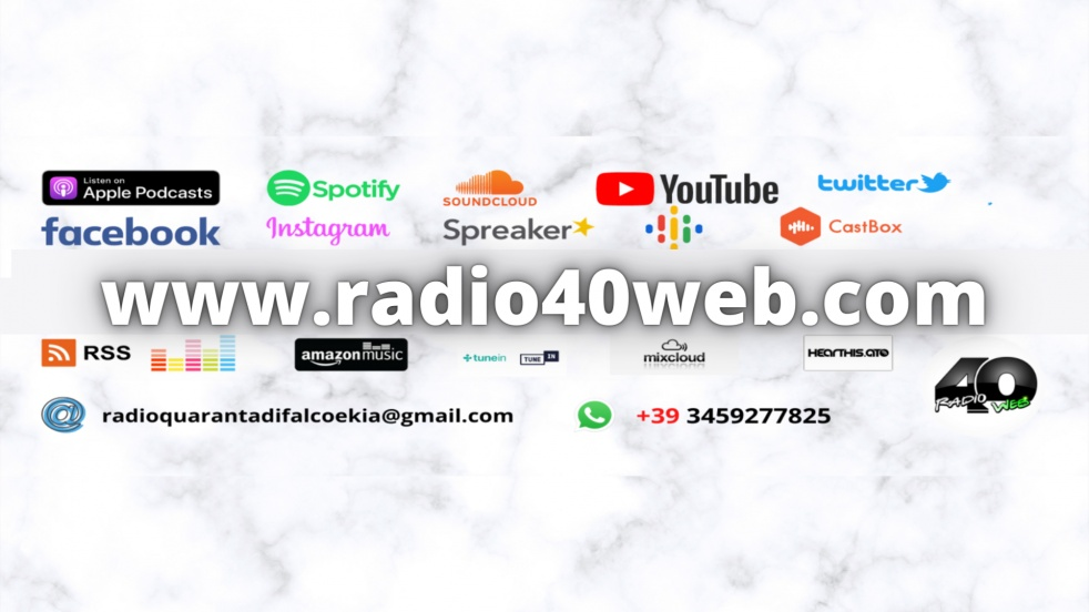 Radio 40 web New Podcast - Cover Image