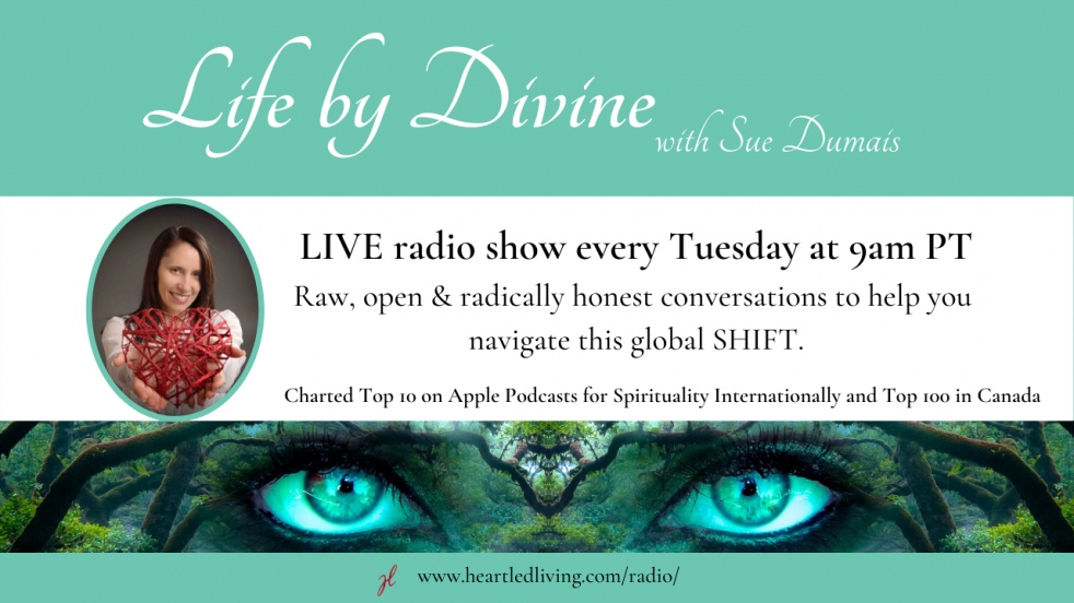 Life by Divine with Sue Dumais - Cover Image