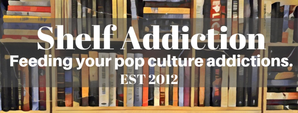 Shelf Addiction Podcast - immagine di copertina
