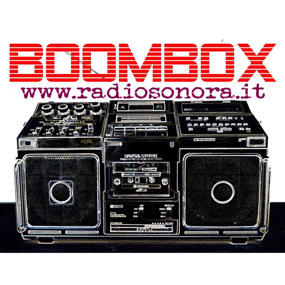 BOOMBOX - www.radiosonora.it's show - show cover