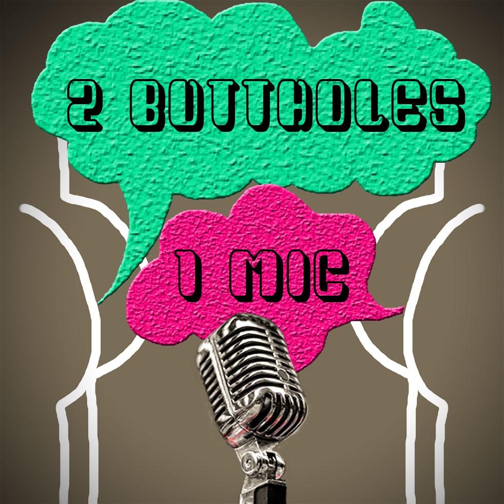 2 Buttholes 1 Mic - immagine di copertina