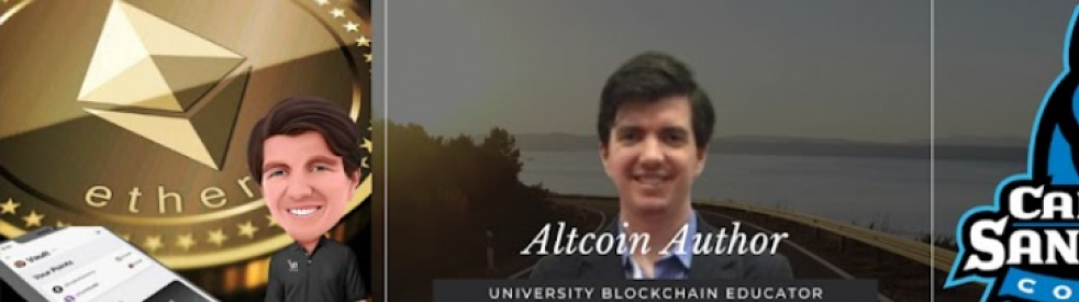 Altcoin Author Crypto Podcast - Cover Image