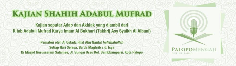 Kajian Adab - Adabul Mufrod - Cover Image