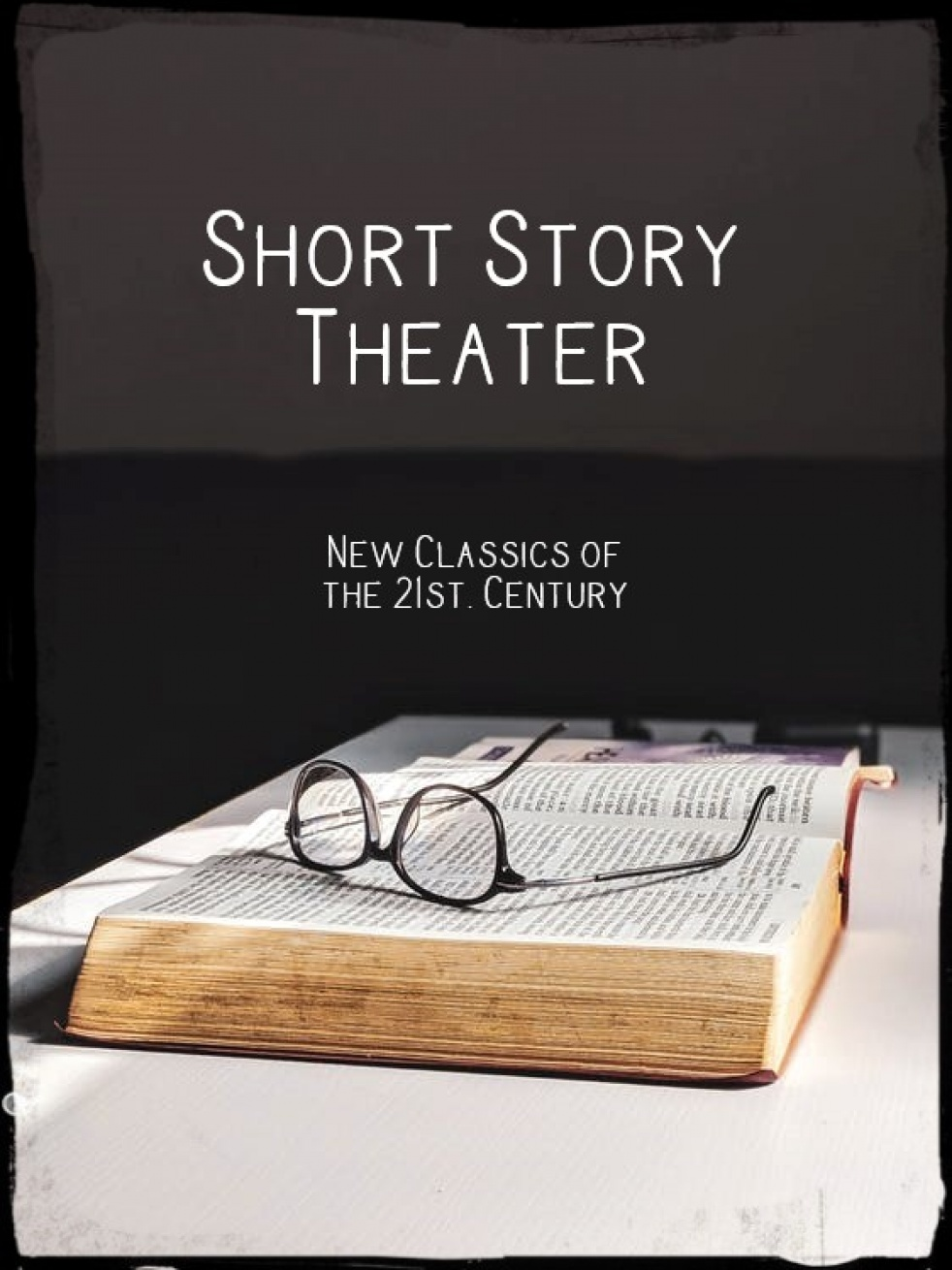 Short Story Theater - show cover
