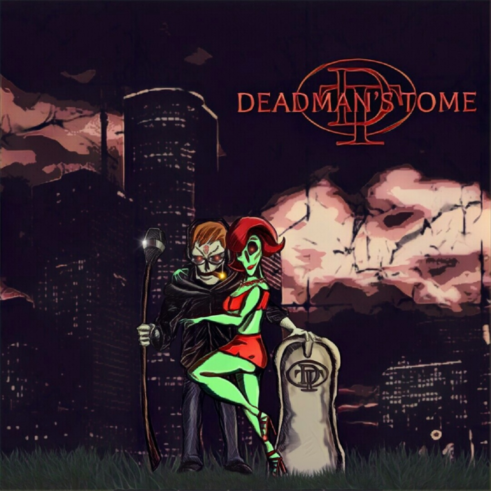 Deadman's Tome Podcast - show cover