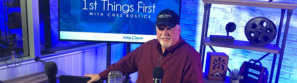 1st Things First With Ches Bostick - immagine di copertina