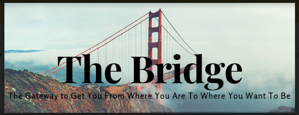 The Bridge - show cover