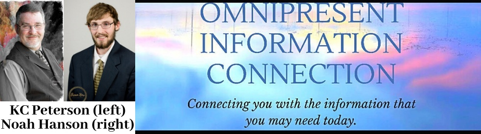 Omnipresent Information Connection - show cover