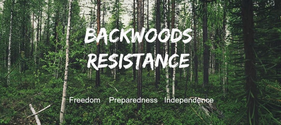 Backwoods Resistance Radio - show cover