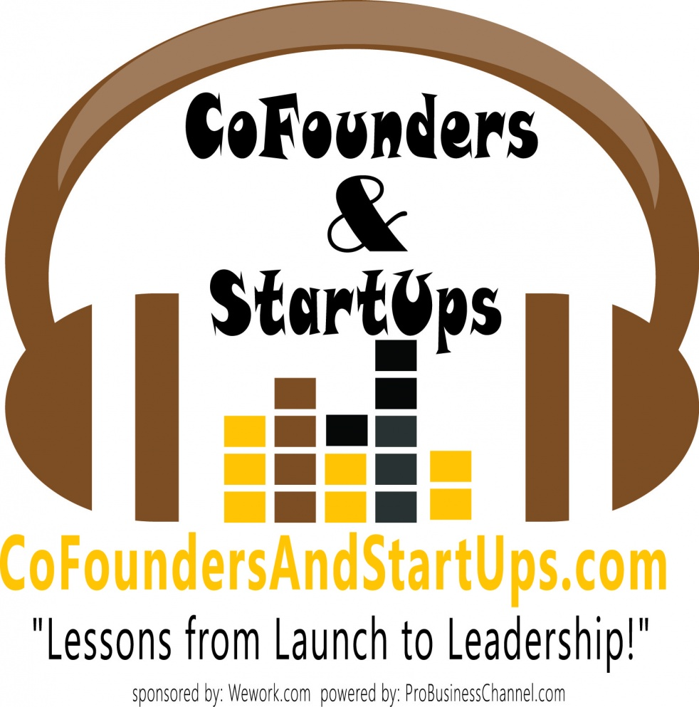 Cofounders Podcast - Cover Image