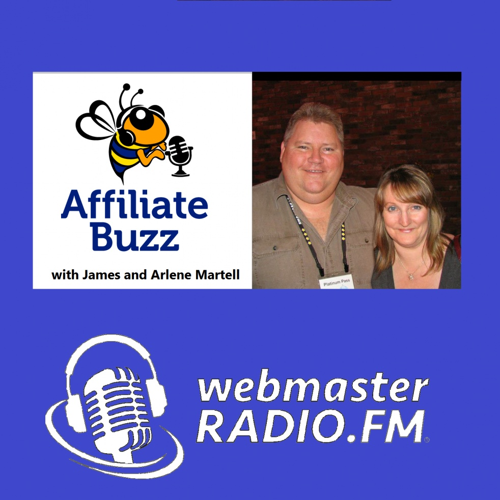 Affiliate Marketing Podcast - immagine di copertina dello show