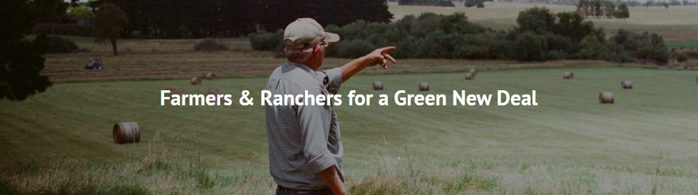 Farmers & Ranchers For a Green New Deal - immagine di copertina