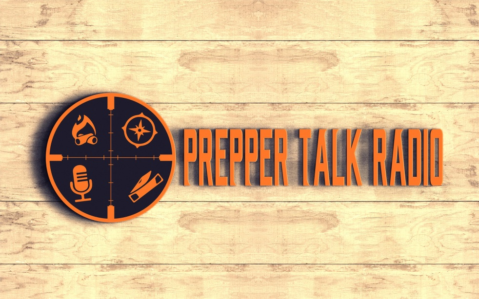 Prepper Talk Radio - show cover