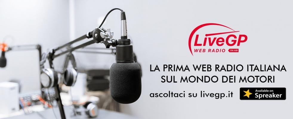 Radio LiveGP - Cover Image