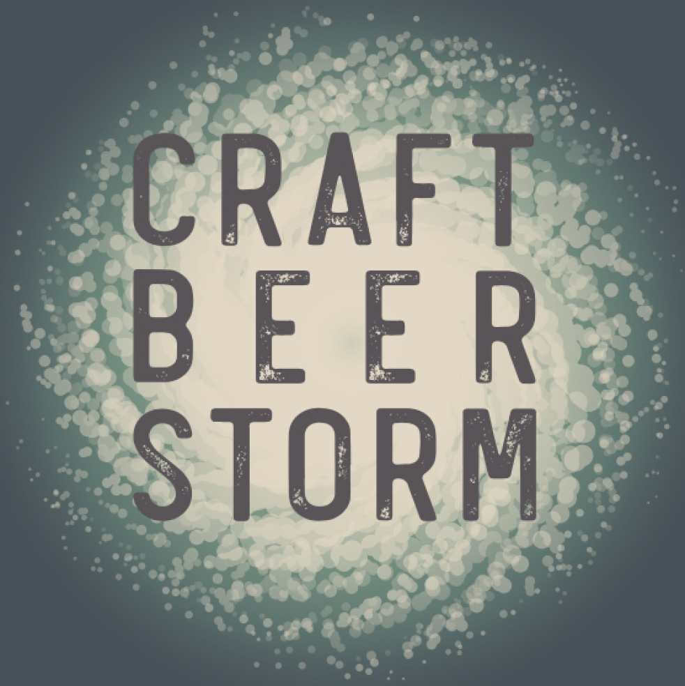 Craft Beer Storm - Cover Image
