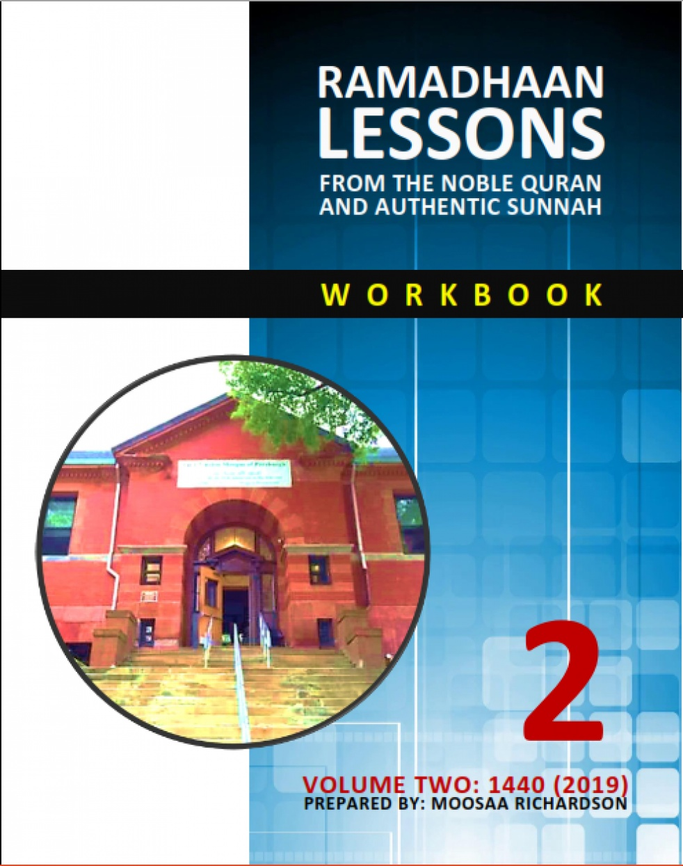 1MM's 1440 Ramadhaan Lessons (2019) - Cover Image