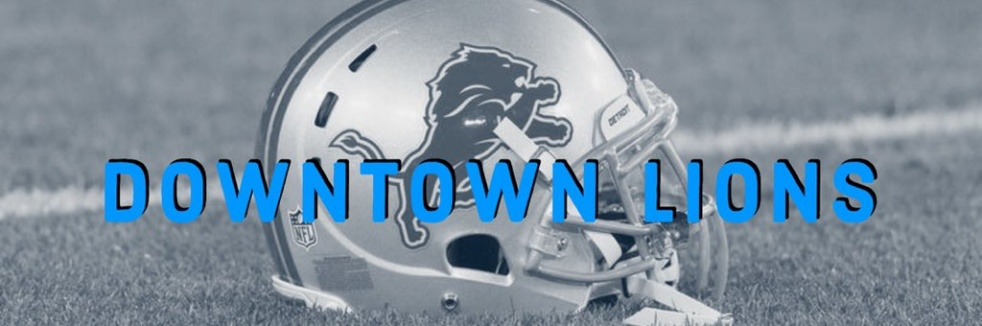 Downtown Lions Podcast - show cover
