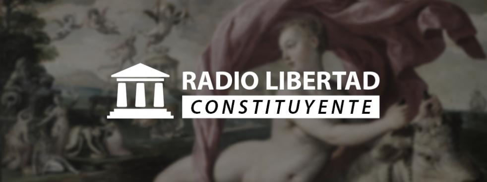 Radio Libertad Constituyente - show cover