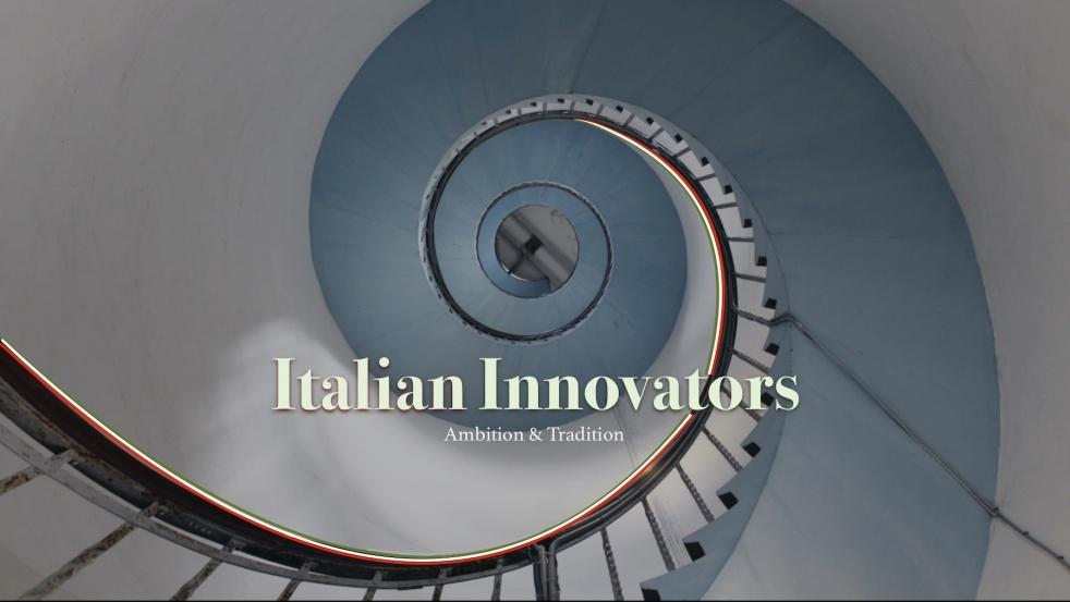 Italian Innovators - show cover