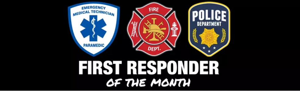 First Responders Award - show cover
