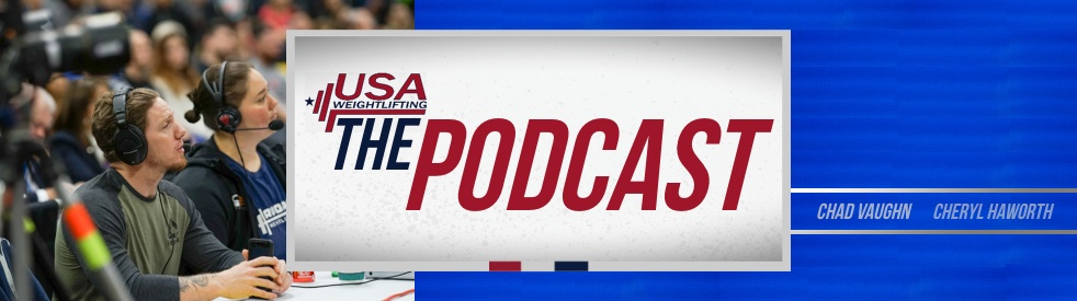 The USA Weightlifting Podcast - show cover