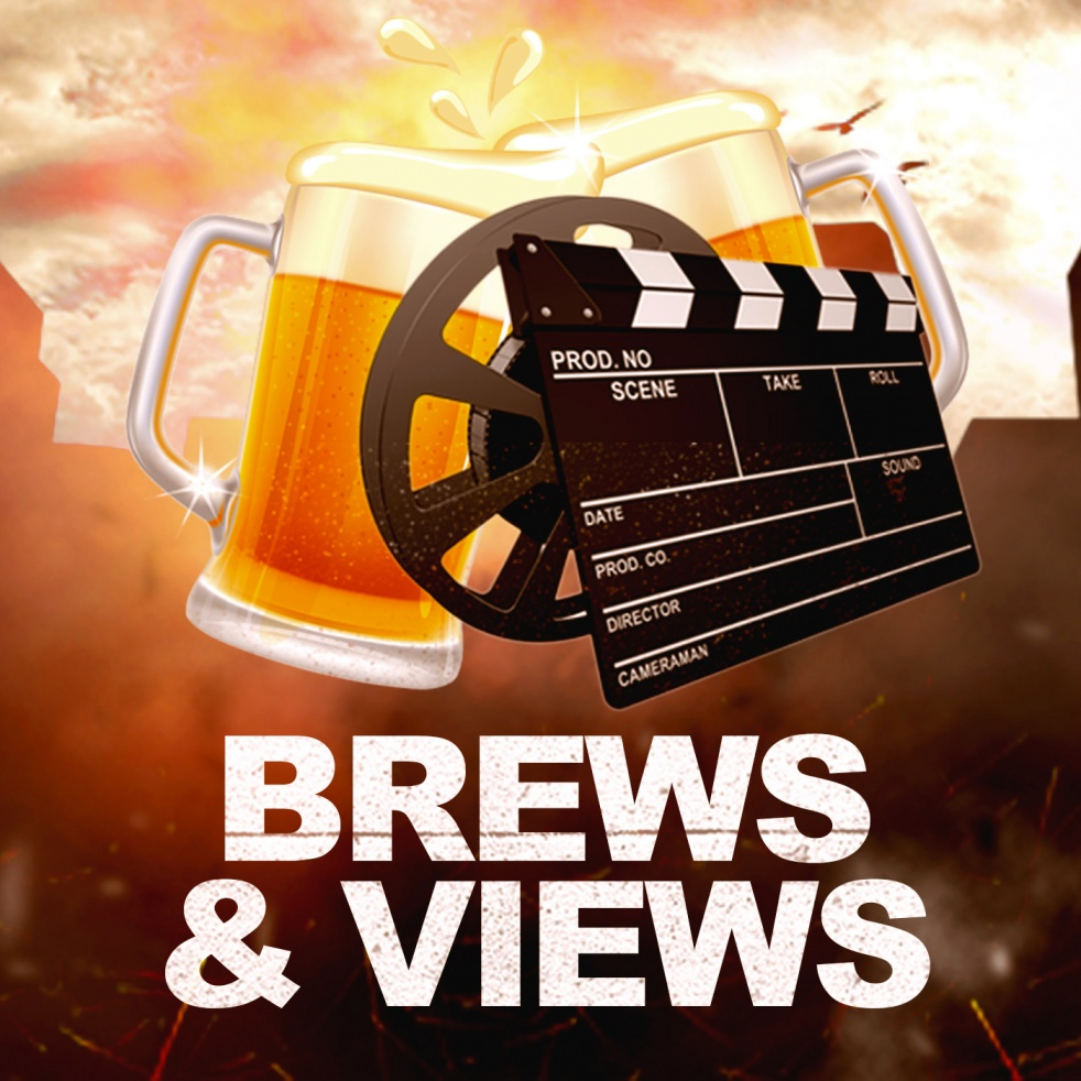 Brews & Views - Cover Image