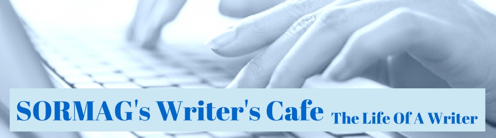 Writer's Cafe - The Life Of A Writer - show cover