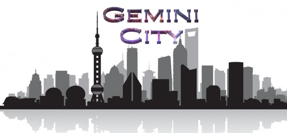 Gemini City - imagen de portada