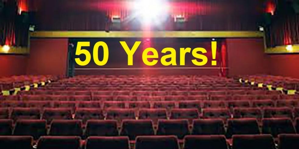 Gold Anniversary Movies - imagen de show de portada