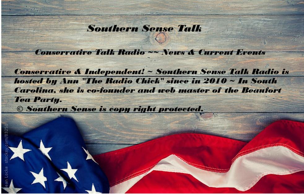 Southern Sense Talk Radio - show cover
