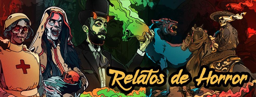 Relatos De Horror (Historias De Terror) - imagen de show de portada