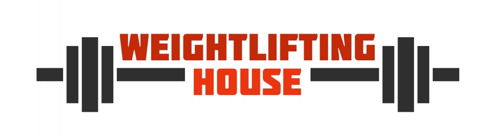 Weightlifting House - show cover
