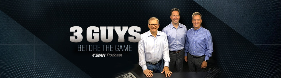 Three Guys Before The Game - Cover Image
