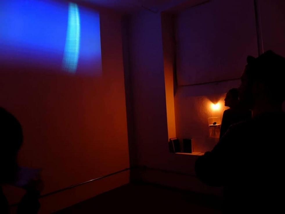 Spazio(T)Raum - show cover
