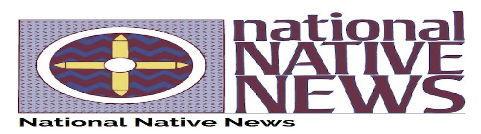 National Native News - Cover Image