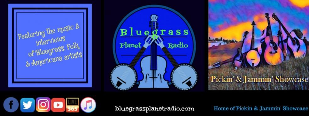 Bluegrass Planet Radio - imagen de portada