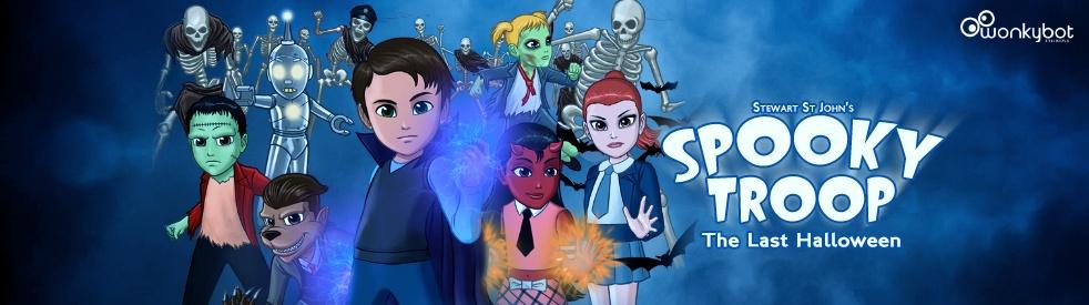 Spooky Troop: The Last Halloween - immagine di copertina dello show