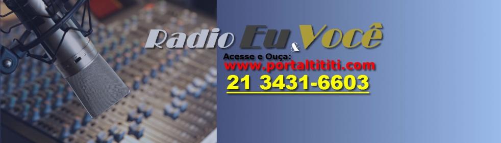 RADIO EU & VOCÊ 21 3431-6603 - imagen de portada