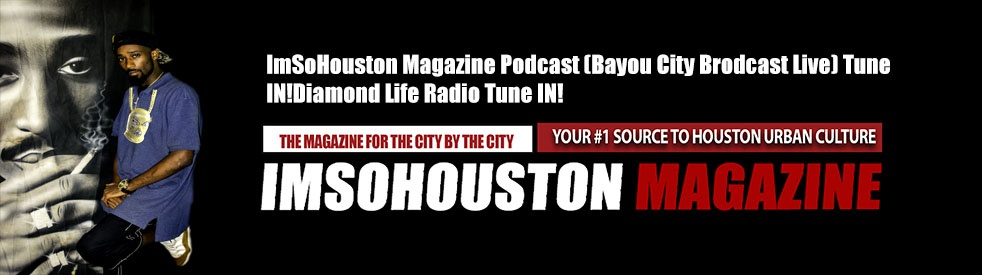 ImSoHouston Magazine Podcast - show cover