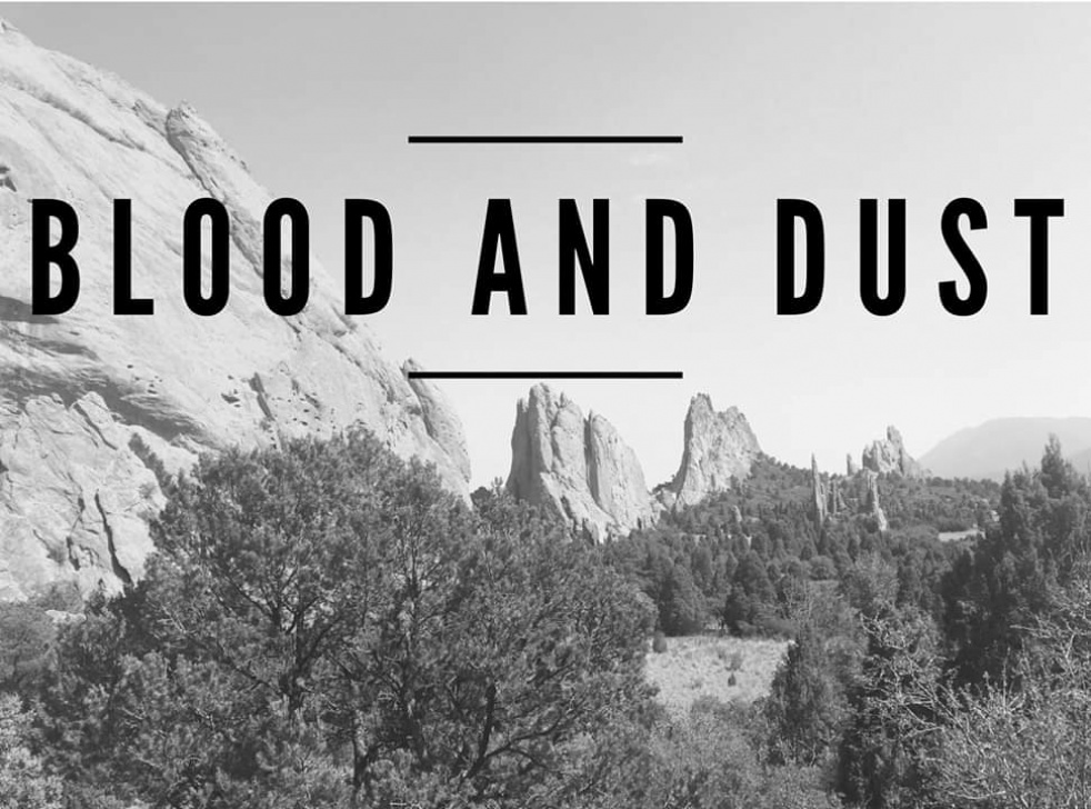 Blood and Dust : Wild West True Crime - show cover