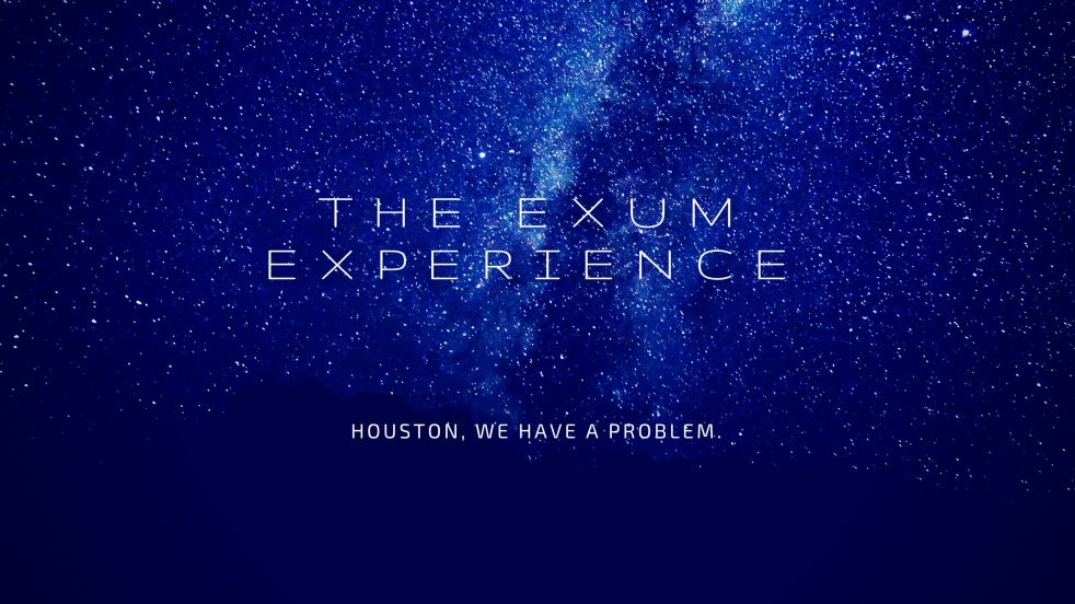The Exum Experience℠ - show cover