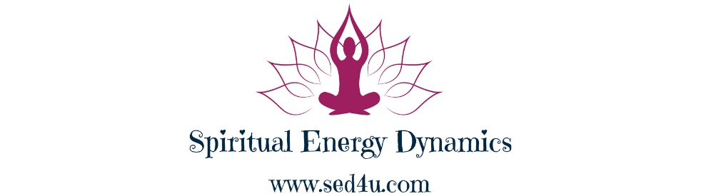 Spiritual Energy Dynamics - Cover Image
