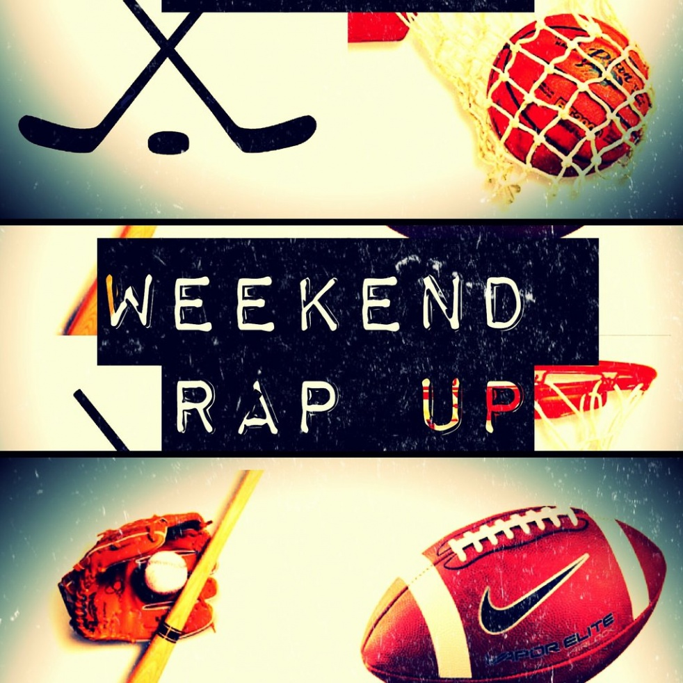 Weekend Rap Up - show cover